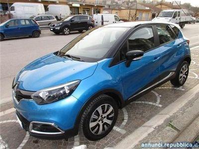 usata Renault Captur 1.5 dCi 8V 90 CV EDC Start full optional garantita
