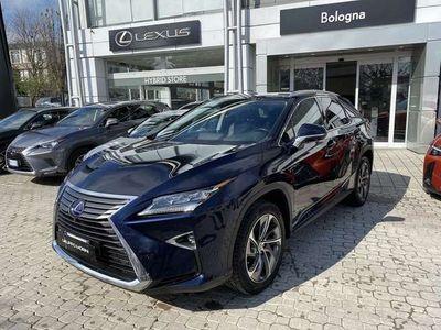 usata Lexus RX450h Hybrid Luxury