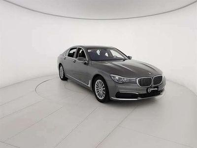 usata BMW 730 Serie 7 G/11-12 2015 d Luxury auto
