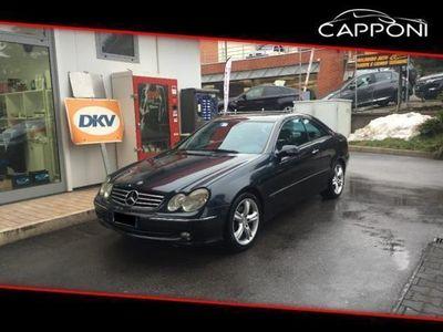 usata Mercedes CLK270 CDI coupe' rif. 10094712
