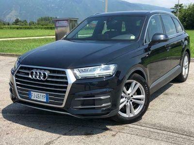 usata Audi Q7 3.0 TDI 272 CV quattro tiptronic S-LINE *IVA ESPOS