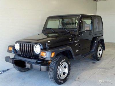 usata Jeep Wrangler 2.5 gpl