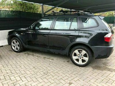 usata BMW 2000 X3td anno 2005 euro 3