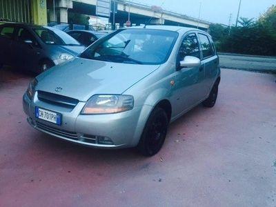 usata Chevrolet Kalos 1.4 16v Cat 5 Porte Sx Sport Usato