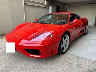 usata Ferrari 360 Modena