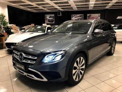 usata Mercedes E220 S.W. 4Matic Auto Business Sport All Terrain (712