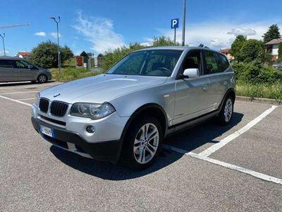 usata BMW X3 Xdrive (integrale) sensori navi