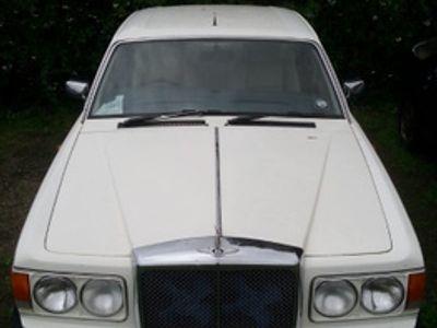 usata Bentley Mulsanne T2