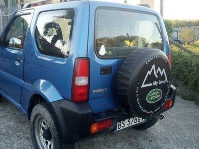 usata Suzuki Jimny 3ª serie - 2002