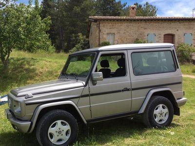 usata Mercedes G270 2003