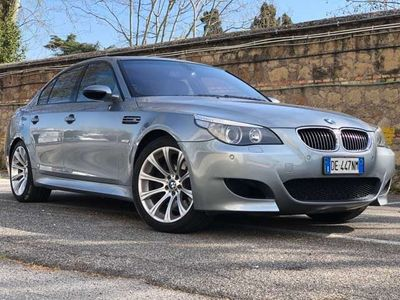 usata BMW M5 M5e60
