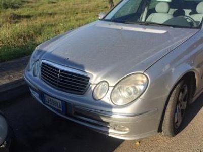 usata Mercedes E270 ClasseAvangarde