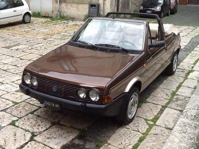 brugt Fiat Ritmo Cabrio Bertoni