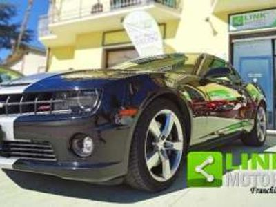 usata Chevrolet Camaro Sportiva Benzina