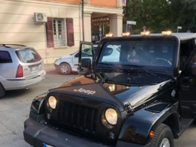 used Jeep Wrangler - 2015
