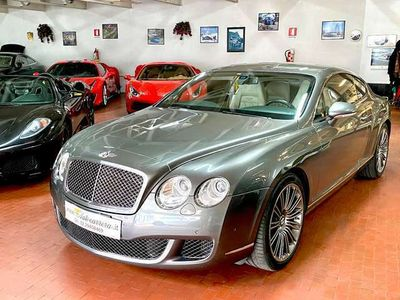 usata Bentley Continental GT Speed FRENI IN CARBONCERAMICA, UNICOPROPRIETARI