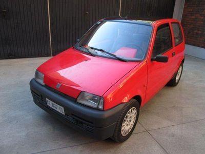 gebraucht Fiat Cinquecento 900i Young vari lavori eseguiti