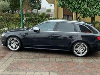 usata Audi A4 Avant 3.0 V6 TDI quattro S-line inside outside