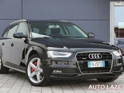 usata Audi A4 Avant 3.0 V6 TDI 245CV S-line quattro S tr. Eu6