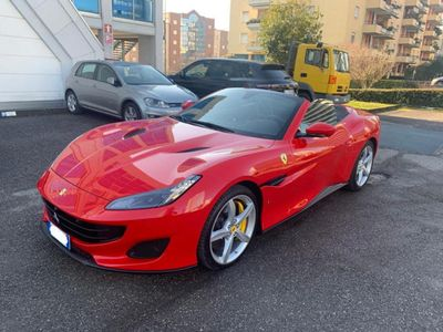 usata Ferrari Portofino FULL OPTIONAL, FULL CARBONIO, GARAZIA POWER