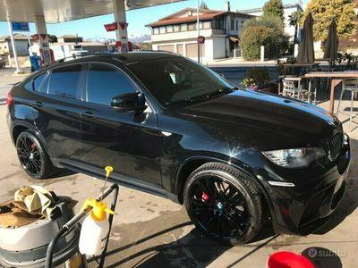 usata BMW X6 M performance hamman