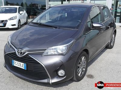 used Toyota Yaris 1.4 D-4D 5 porte Active