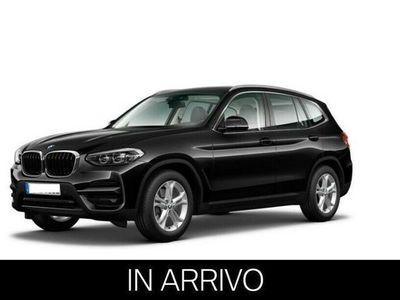 usata BMW X3 xDrive20d Business Advantage