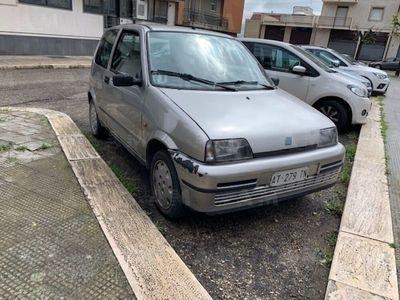 used Fiat Cinquecento 1.1i cat Sporting usato