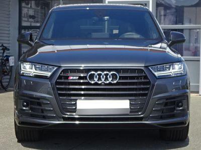 usata Audi SQ7 Quattro Tdi Tiptronic +21 Zoll+matrix-led+he