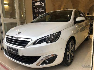 usata Peugeot 308 1.6 hdi gtline pelle navi cam 2015