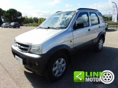 usata Daihatsu Terios 1.3i 16V 4WD CX, UNICO PROPRIETARIO, MANUTENZIONE CURATA