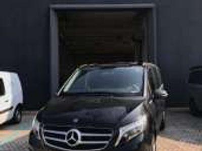 usata Mercedes V220 d Sport Long