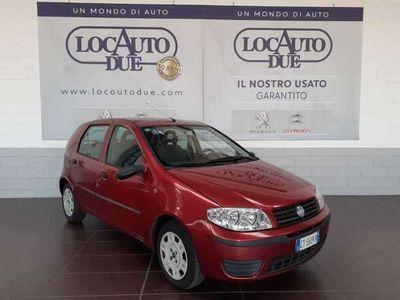 usata Fiat Punto 1.3 Multijet 16V 5 porte Dynamic del 2004 usata a Rosta