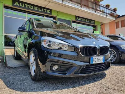 usata BMW 216 Active Tourer Advantage Automatica Navi Cruise