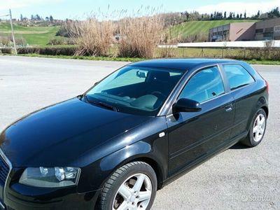 usata Audi A3 fsi 116cv benzina 1600 possibile permuta