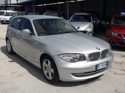 usata BMW 118 d 2.0 diesel 140cv restayling - 2007
