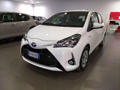 usata Toyota Yaris Yaris 3ª serie1.5 Hybrid 5 porte Active Berlina [SEMESTRALE]