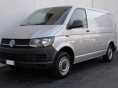 brugt VW T6 van 2.0tdi 110kw dsg eu6 my 17