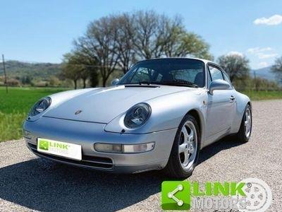 usado Porsche 911 Carrera Coupè 993 2, anno 1994, manutenzione curata, da nazionalizzare, un gioiello