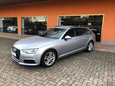 usata Audi A4 Avant 2.0 TDI 150 CV S tronic Business Navy