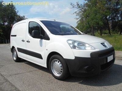 usado Peugeot Partner 1.6 HDi 90CV FAP L1 2 posti Furgone Affaire