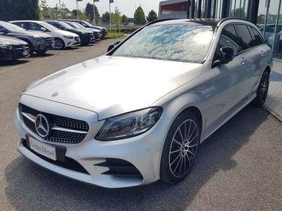 usata Mercedes C300 C 300d S.W. 4Matic Auto Premium