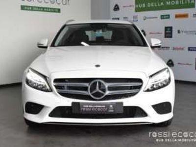 usata Mercedes C300 de S.W. Auto EQ-Power Sport Plus Elettrica/Diesel