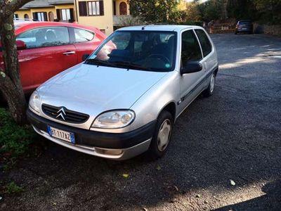 usata Citroën Saxo 1.1i cat 3 porte SX