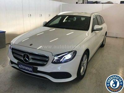 usata Mercedes E200 ESW 200 d Business Sport auto