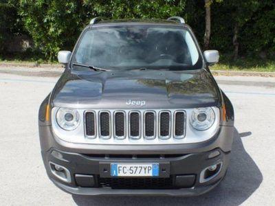 usata Jeep Renegade my16 20 multijet 140cv limited 4wd