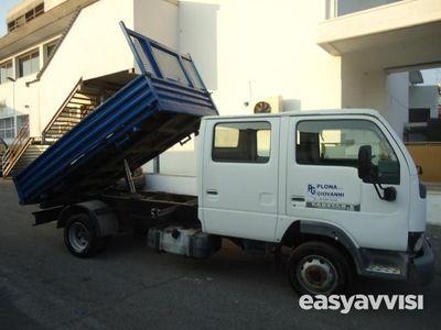 second-hand Nissan Cabstar ribaltabile - d . cabina