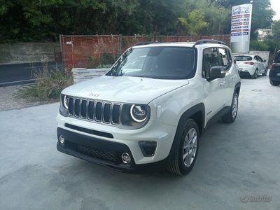 usata Jeep Renegade 1.6 Mjt 120 CV Limited_My20_Sc 33%
