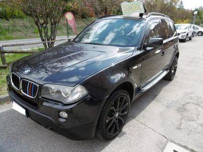 """usata BMW 2000 X3 """"FUTURA"""" 4X4T.D."""