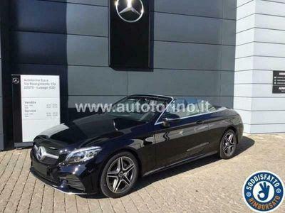usata Mercedes C220 Classe C C 220d Auto Premium